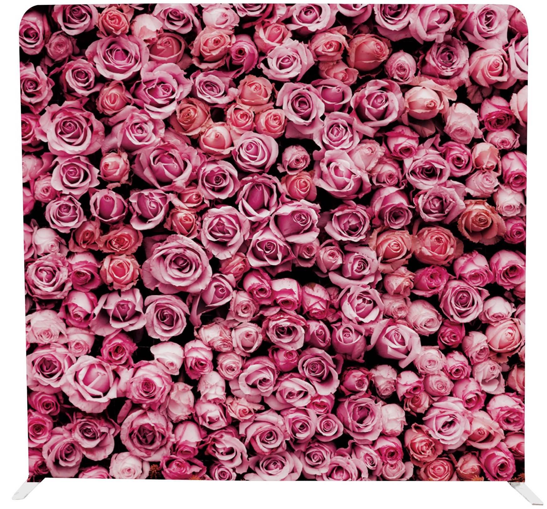 8x8ft Floral Backdrop