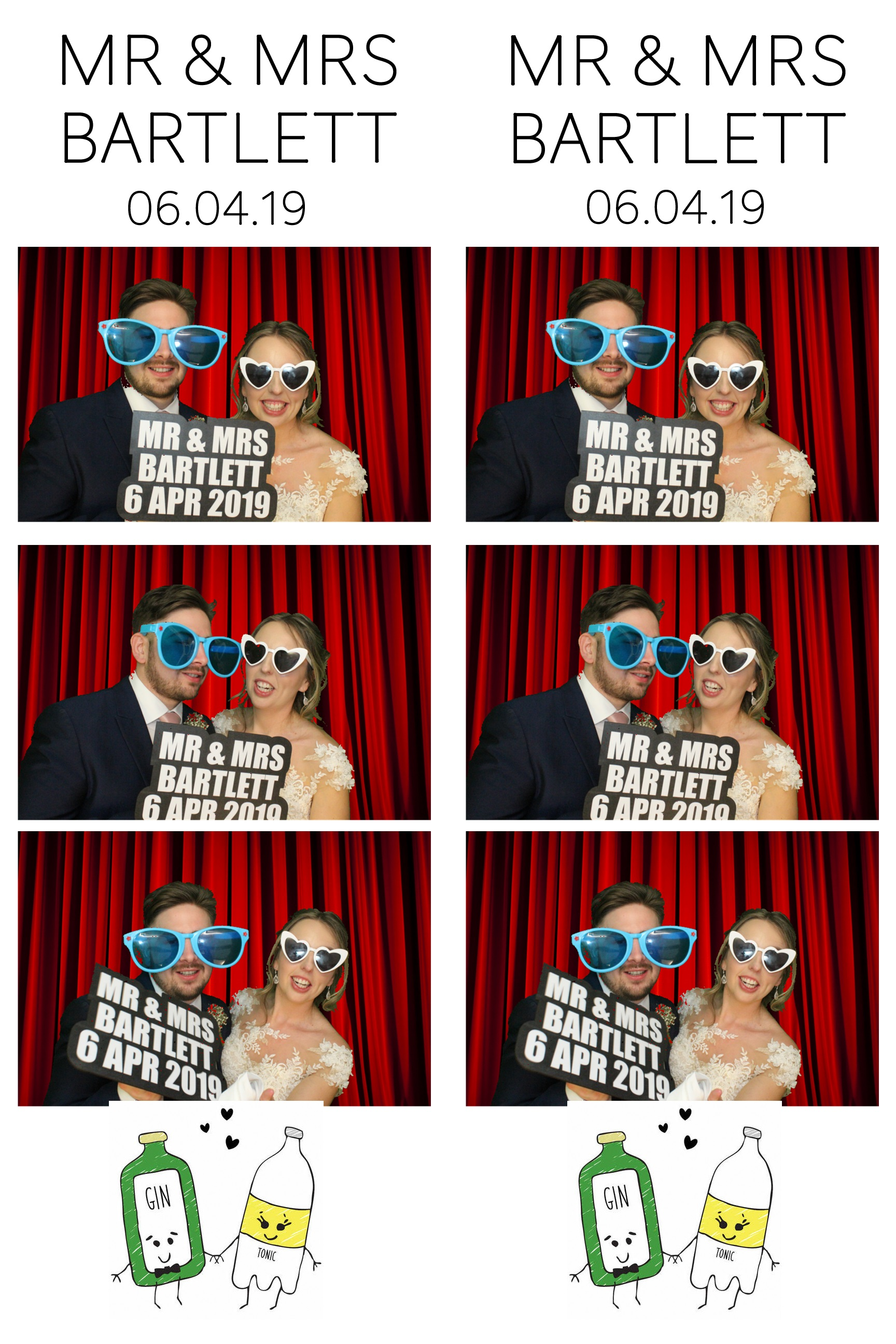 Orchardleigh Photo Booth hire